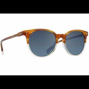 RAEN Norie Sunglasses in Honey Havana